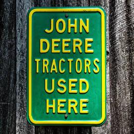 Paul Mashburn - John Deere Used Here