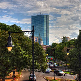 Joann Vitali - John Hancock Building - Boston
