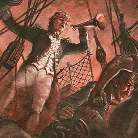 John Paul Jones, founder of the American navy - Peter Jackson