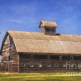 Priscilla Burgers - John R Rice Horse Barn of Pratt County Kansas