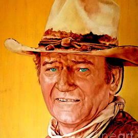 Georgia Brushhandle - John Wayne Cowboy