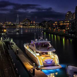 Andrei SKY - Jones Bay Wharf