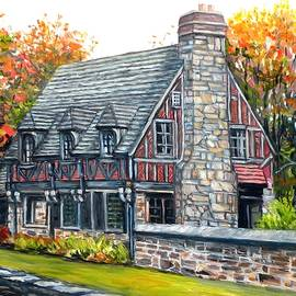Eileen Patten Oliver - Jordan Pond Gate House