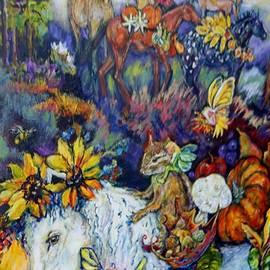 Susan Brown    Slizys art signature name - Journey