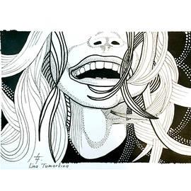 Lina Tumarkina - Lady Totems. Joy