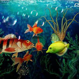 Terry Fleckney - Joy To The Fishes