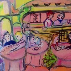 Judith Desrosiers - Joyful tinkling bells cafe