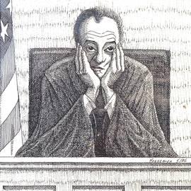 John Houseman - Judge