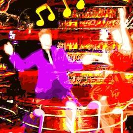 Larry E Lamb - Juke Joint Saturday Night