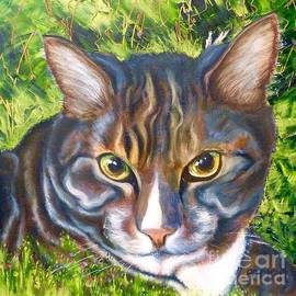 Susan A Becker - Jungle Tabby
