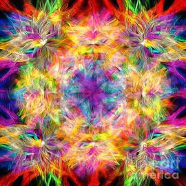 Jack Torcello - Kaleidos Quad Spiral Les Fleurs