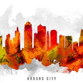 Aged Pixel - Kansas City Missouri Cityscape 15