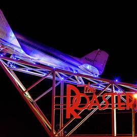 Steven Bateson - Kansas City Night Plane