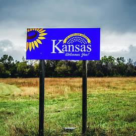 Ashley M Conger - Kansas State Line 1