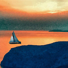 Laurence Canter - Kastro Sunset