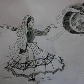 Aurokanya Chattopadhya - Kathak dance