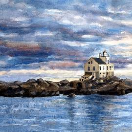 Janet King - Katland lighthouse