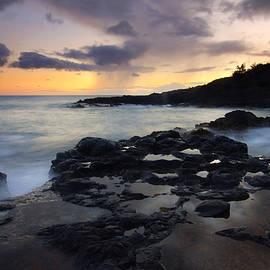 Mike  Dawson - Kauai Storm Passing