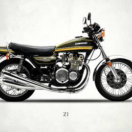 Kawasaki Z1 1974 - Mark Rogan