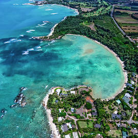 Kawela Bay - looking east - Sean Davey