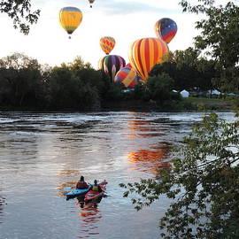 Bill Tomsa - Kayaks and Balloons