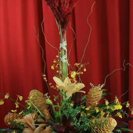 Sharon Mau - Keawalai Still Life Tropical Flowers