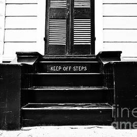 Scott Pellegrin - Keep Off Steps