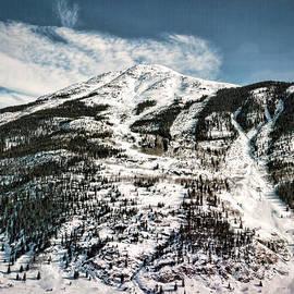 Janice Rae Pariza - Kendall Mountain Winter
