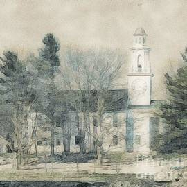 Marcia Lee Jones - Kennebunkport Church
