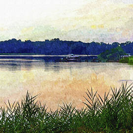 Brian Wallace - Kennersley Point - Paint FX