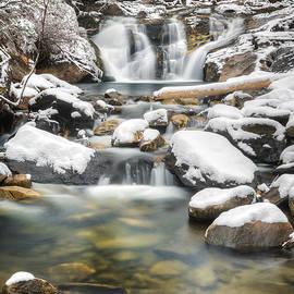 Bill Wakeley - Kent Falls Cascade 2016