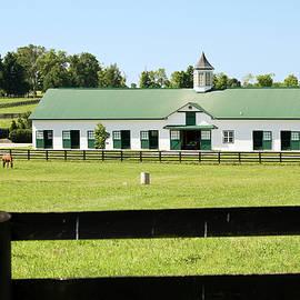 Sally Weigand - Kentucky Barn
