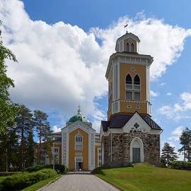 Jouko Lehto - Kerimaki church