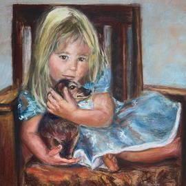 Joan Wulff - KerriAnne at 4
