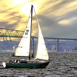 Brian Wallace - Key Bridge