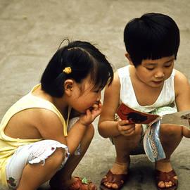 Heiko Koehrer-Wagner - Kids in China 1986