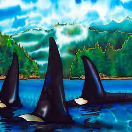 Daniel Jean-Baptiste - Killer Whales