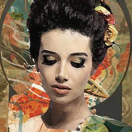 Sheila Elsea - Kimono and koi
