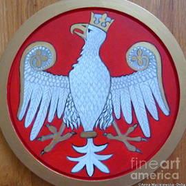 Anna Folkartanna Maciejewska-Dyba  - King Casimir the Great Reagal Eagle