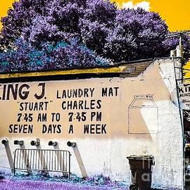 Paula   Baker - King J. Laundry Mat