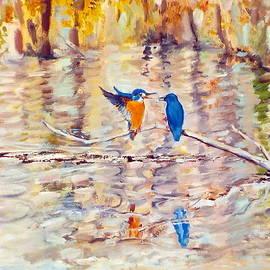 Chris Walker - Kingfishers