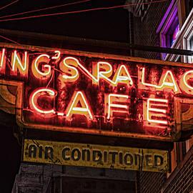 Stephen Stookey - Kings Palace Cafe