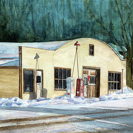 Richard Hahn - Kiowa Garage, Kiowa CO