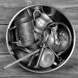 Tom Mc Nemar - Kitchen Utensils Still Life I