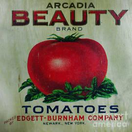 Paul Ward - Kitchen - Vintage Tomato Sign