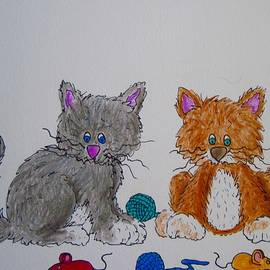 Megan Walsh - Kitt and Katt