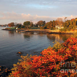 Steve  Gass - Kittery Point sunrise