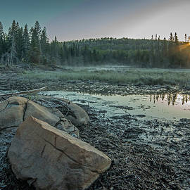 Steve Dunsford - Km 53 Sunrise
