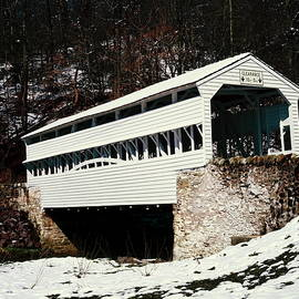 Sally Weigand - Knox Covered Bridge Historical Place