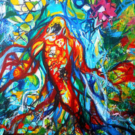 Genevieve Esson - Koi Fish Mermaid